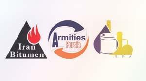 Iran Bitumen Co logo