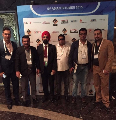 Iran bitumen Asian Bitumen Conference Delhi 2015