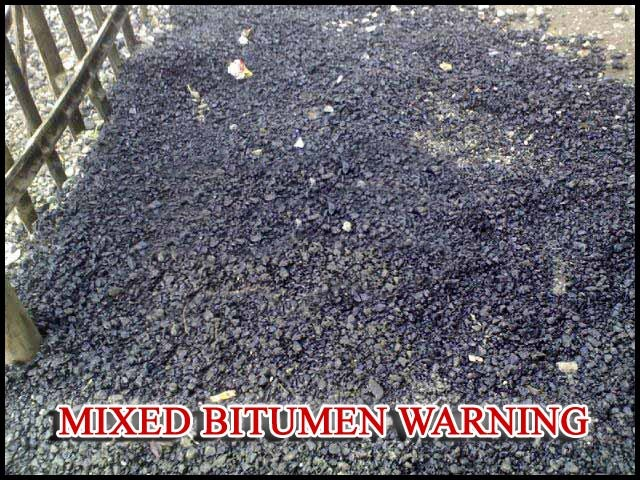 don't buy low quality bitumen from bitumen suppliers