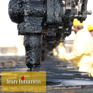 Bitumen Suppliers Iran