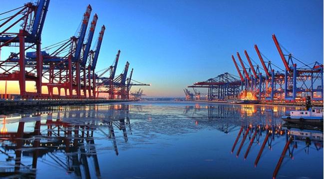 Common ports bitumen is sent to