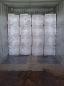 Bitumen in polycubes
