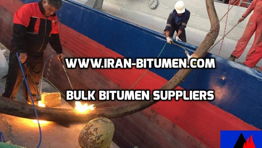 Bulk Bitumen suppliers in Iran