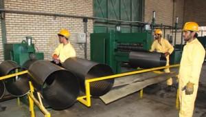 Iran Bitumen Drumming
