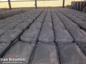 polycube bitumen or poly bag bitumen