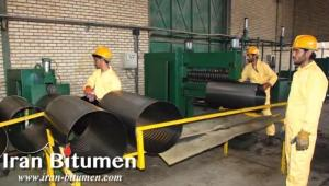 Iran Bitumen Drumming factory